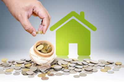Geld für Energieeinsparmaßnahmen und energetische Sanierung