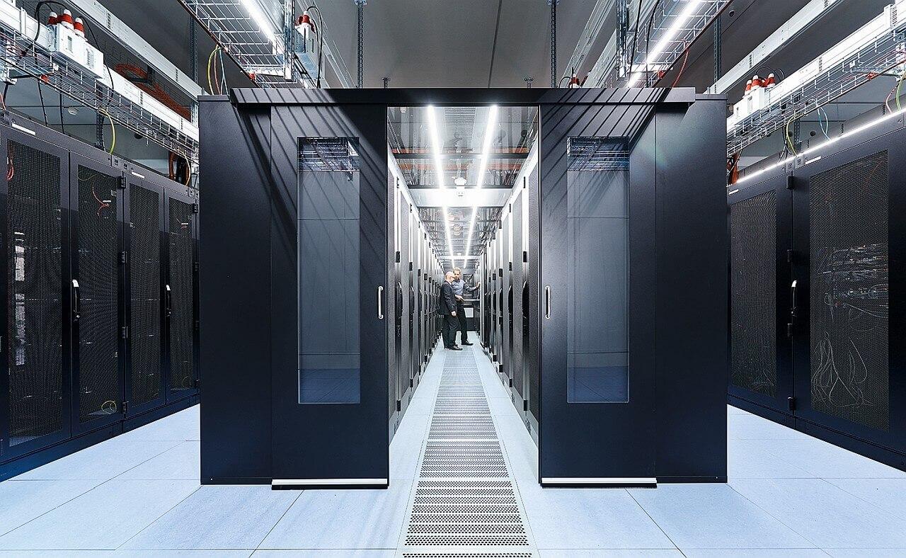 ISO 50001 Rechenzentrum