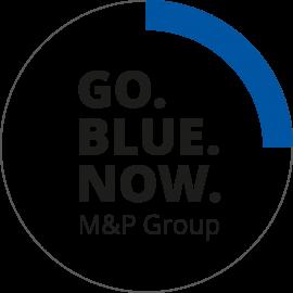 Logo Go.Blue.Now