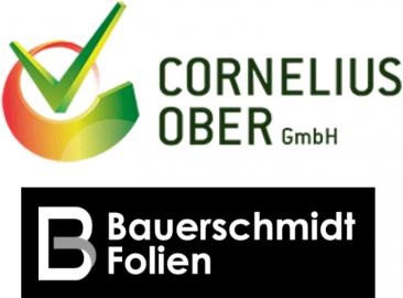 Logo Cornelius Ober Gmbh und Bauernschmidt Folien GmbH