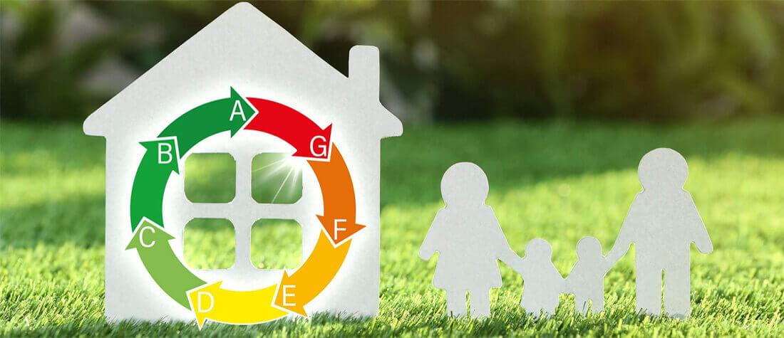 Energieeffizienzklasse Haus