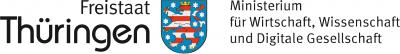 Logo Thüringer Wirtschaftsministerium